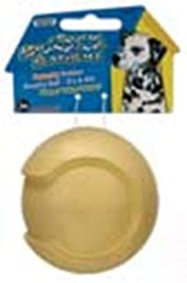 JW Pet iSqueak Bouncin' Baseball Dog Toy