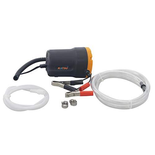 KATSU 60W Extractor de succión diesel de aceite de motor de automóvil 12V
