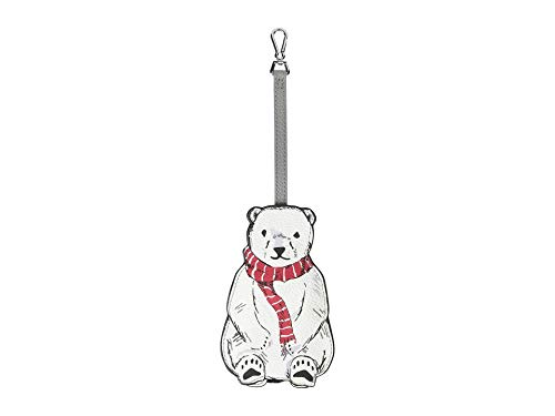 Vera Bradley Whimsy Luggage Tag Beary Merry One Size