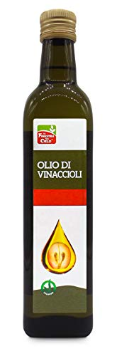 LA FINESTRA SUL CIELO Olio di Vinaccioli 500 Ml - 500 ml