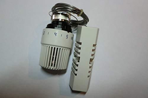 SAR COMAP Thermostatkopf M 28 mit eingebautem Fernfühler Flüssigkeitselement, Kapillarrohr 8 m
