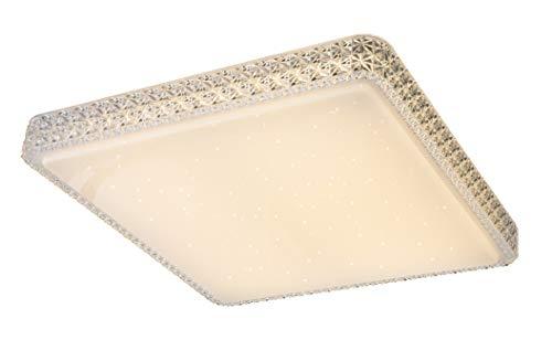 Globo Kelly - Lámpara de techo, color blanco