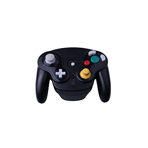 Spielsensoren |Wireless Game Controller für NGC Gamepad Joystick für Game-Cube für Nintendo für NGC für Wii-Black-