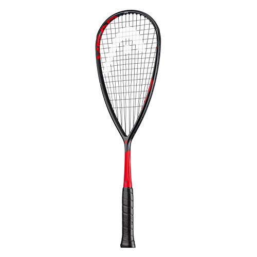 Raqueta de squash, grafeno 360 velocidad 135