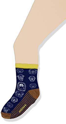 Catimini CQ93032 CHAUSSETTES, Socken, Blau (Blau MAJORELLE 44), 3-4 ans (Herstellergröße:25/26), Baby-Jungen