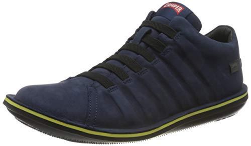 CAMPER Mens Beetle Schuhe Ankle Boot, Blau, 44 EU