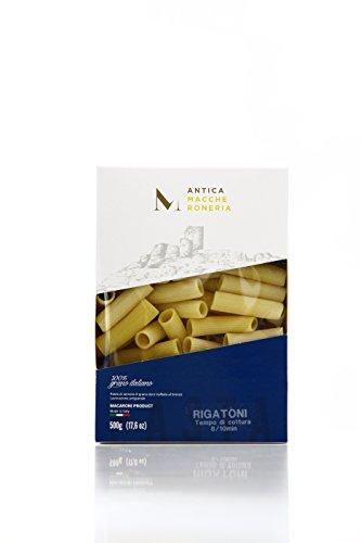 Rigatoni 500gr. pasta artigianale di grano duro italiano
