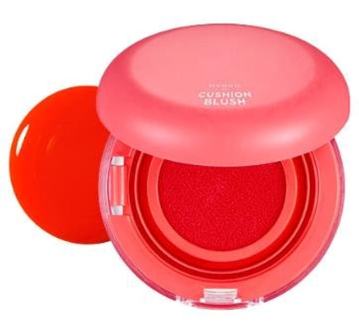 中性事前絵[Renewal] THE FACE SHOP Hydro Cushion Blush (# 01 RED) ザフェイスショップハイドロクッションブラッシュ/チーク [並行輸入品]