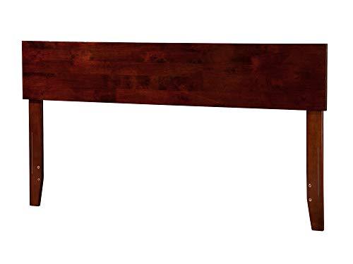 Atlantic Furniture AR281854 Orlando Headboard, King, Walnut