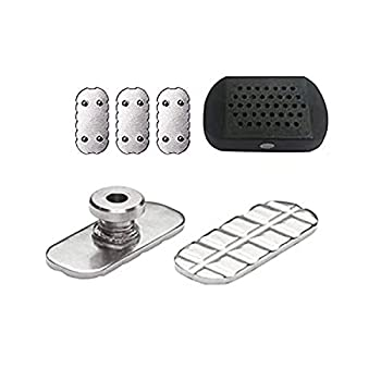 Replacement Plastic Lid & Adjust able Pusher 3D Screen & Screens for P2 P3
