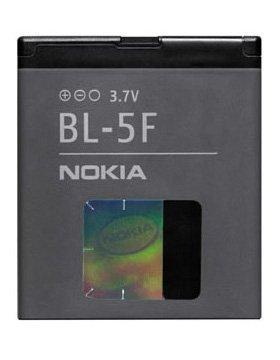 Nokia Batteria BL-5F 6710 Navigator 6260 Slide 6210 Navigator N96