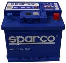 Batería Coche Sparco kk5252Ah–Neuve