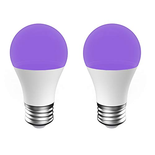 Onforu UV LED Black Lights Bulb, 7W A19 E26 Bulb review