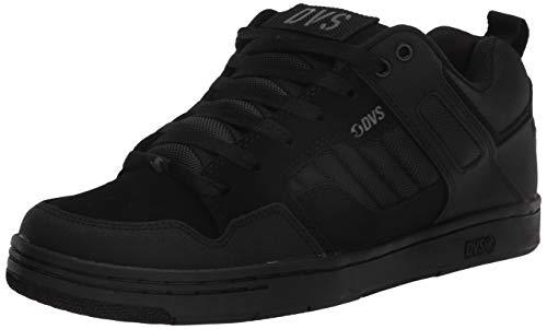 Dvs Footwear Mens Herren Enduro 125, Nubukleder Schwarz, 41 EU