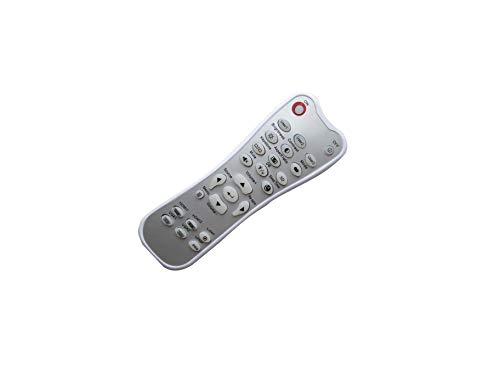 HCDZ Replacement Remote Control for Optoma BR-3001B BR-3059N UHD60 UHD65 4K UHD HDR DLP Home Theater Projector