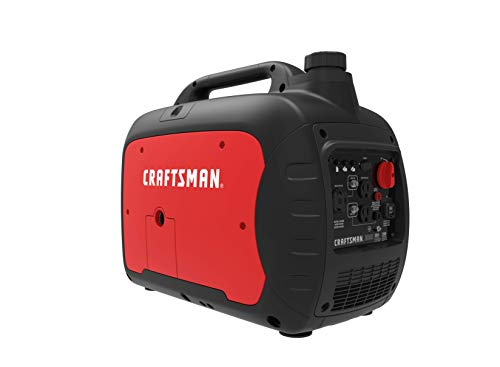 Craftsman C0010030 3000i 50 St/CSA Inverter Generators, Red, Black