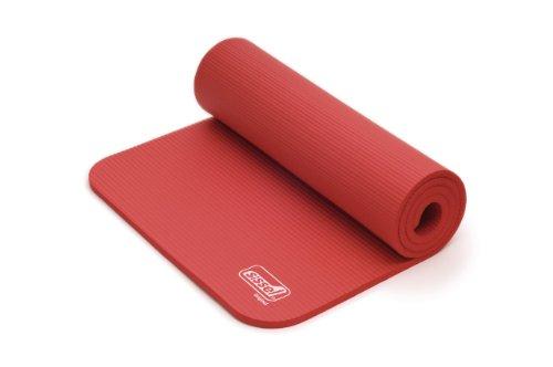Sissel 20000205, Materassino Unisex – Adulto, Rosso, 180 x 60 x 1.5 cm
