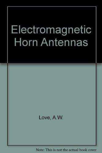 Antenas de bocina electromagnética