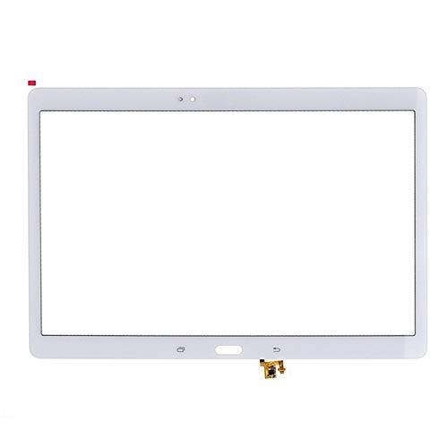 YUNSHUIVICC Touch Panel for Galaxy Tab S 10.5 / T800 / T805 (Black) (Color : White)