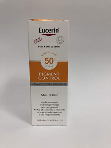 Eucerin Gesichts-Sonnencreme, 50 ml