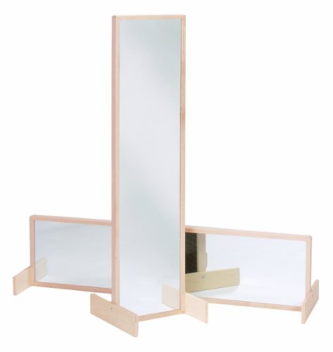Steffy Wood Products 2-Position Mirror