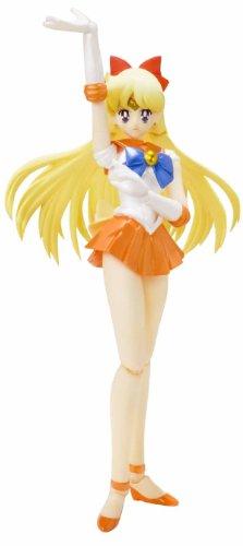 Bandai Tamashii Nations Figurine - Sailor Moon - Sailor Venus Figuarts