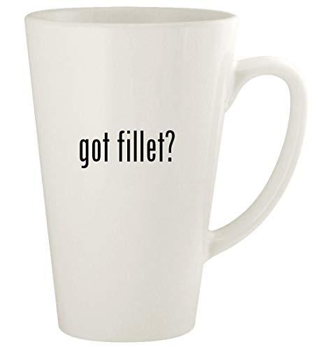 Test Drive My fillet - 17oz Latte Coffee Mug Cup