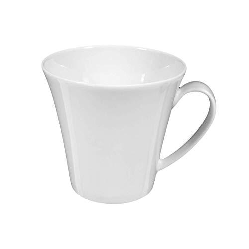 Seltmann Weiden Top Life Weiss Uni Kaffeetasse / Kaffee-Obertasse 0,21 l