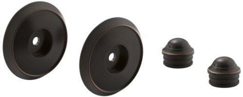 Kohler K-349-2BZ Forte/Bancroft Slide Bar Trim Kit, Oil Rubbed Bronze