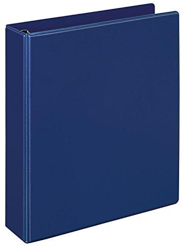Veloflex 22903255 - Archivador con anillas, azul