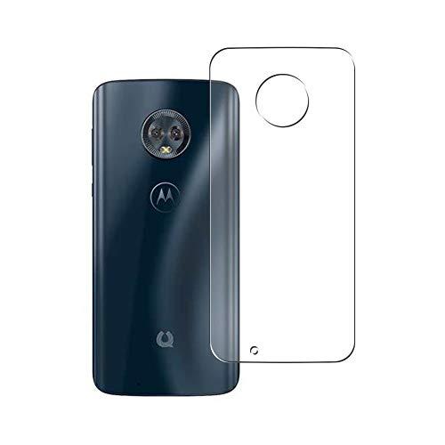 二枚 Sukix 背面保護フィルム 、 Motorola Moto G6 Moto 1S 向けの TPU 保護フィルム 背面 フィルム スキンシール 背面保護 背面フィルム (非 ガラスフィルム 強化ガラス ガラス ケース カバー ) 修繕版