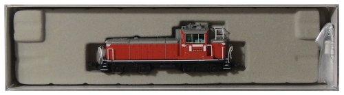 DD16-15・標準色 デッキ・手すり付 小樽築港機関区 A7509