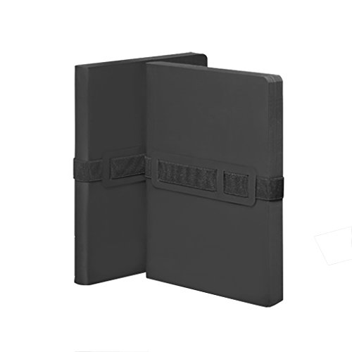 Nuuna Notizbuch Voyager L Black