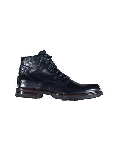 engbers Herren Boots, 30179, Blau in Größe 43