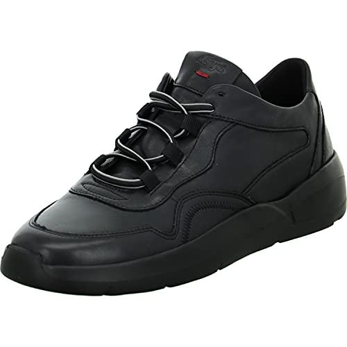 LLOYD Sneaker Low Größe 37 EU Schwarz (Schwarz)