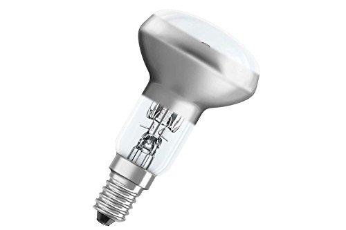Osram 4008321984975 Ampoule halogènes/Basse consommation Verre 20,00 W E14 Gris