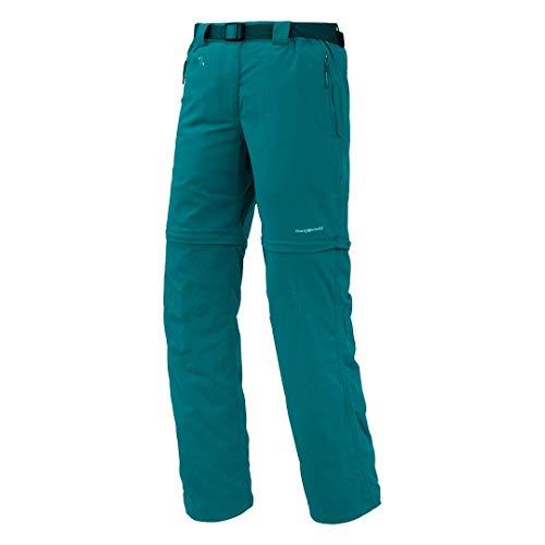 Trangoworld Idha FI Pantalones Largos, Mujer, Azul, XS