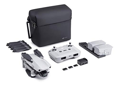 DJI Mavic Air 2 - Drone Quadcopter UAV with 48MP Camera 4K Video 8K Hyperlapse 1/2' CMOS Sensor 3-Axis Gimbal 34min Flight Time ActiveTrack 3.0 Ocusync 2.0, Gray (Renewed)