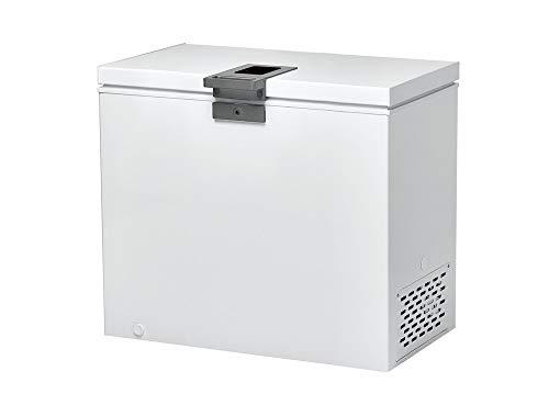 Hoover Freestanding HMCH202EL Chest Freezer, 197 Litre, A+ Energy Rating, White
