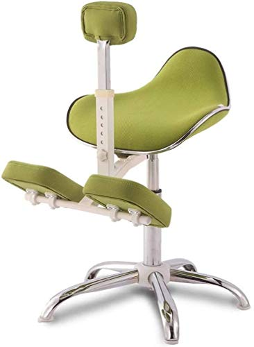 XIAOWEI Furniture Knee chairs Office chair Ergonomic computer chair High elastic sponge Available for children from 1.1 m to 1.75 m