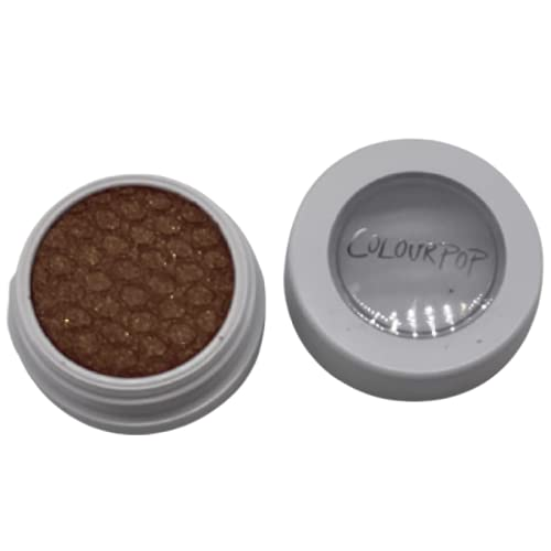 Colourpop Super Shock Metallic Eyeshadow (DGAF)