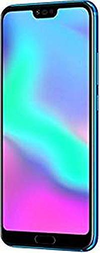 "Honor 10 Smartphone, 4G LTE, 64GB di memoria, 4GB RAM, Display 5.8"" FHD+, Doppia Fotocamera 24+16MP, Blu [Italia]"