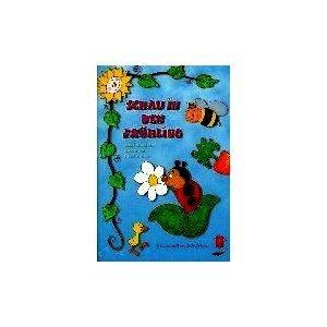 Schau in den Frühling - Bunte & witzige Motive mit Window-Color (10. illustrierte Auflage inkl. Vorlagebögen) [Broschiert] (Hobby-Ratgeber)