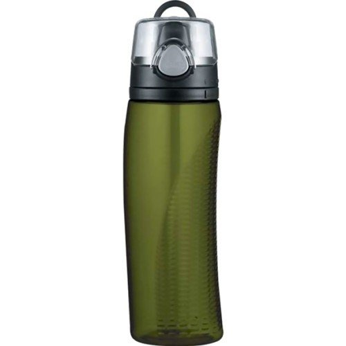 Thermos Eastman Tritan Bouteille d'hydratation avec paille Bleu 530 ml 710ml olive