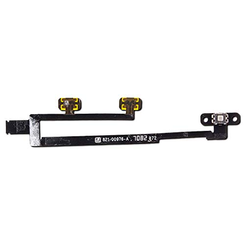 Power and Volume Flex Cable for Apple iPad 5 (2017) and iPad 6 (2018)