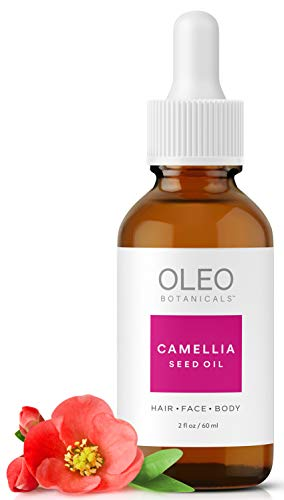 100% Pure Japanese Camellia Seed Oil