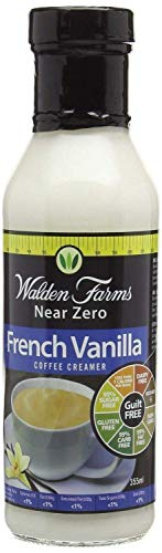 Walden Farms French Vanilla Coffee Creamer 355ml (Pack of 2)