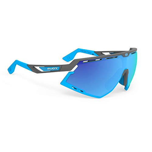 Rudy Project Defender Sportbrille -pyombo Matte-Azur/ML Blue