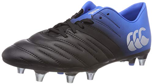 Canterbury Phoenix 2.0 Soft Ground, Men Soft Ground Rugby Boots, Phantom, 13 UK (48.5 EU)