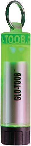 Glo-Toob AAA Waterproof Emergency Dive Light, Green